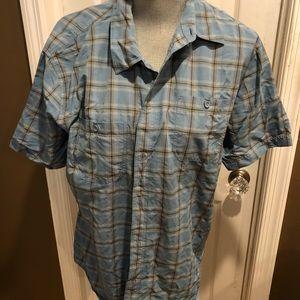 NWT quicksilver shirt large
